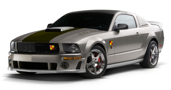 2009 Mustang Gt California Special Gt Cs Special Editions Roush